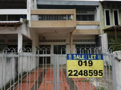 Double Storey House, Taman Maluri, Cheras, KL