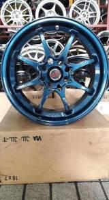 Rim 15 inch CE 28 Auto Option Magnesium Blue