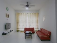 Fully Furnished Condo at Treetops Near Ipoh Town