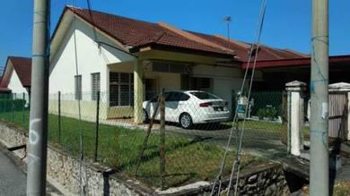 Single Storey Corner Lot Bernam Jaya