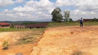 Tanah untuk di sewa di Kg Sinaran Baharu, Kempas