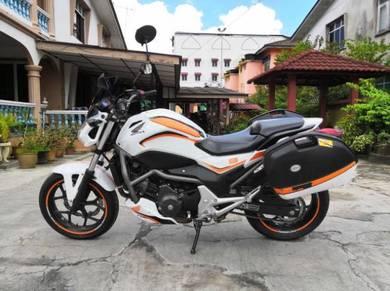 Honda NC700 (muka sbln )
