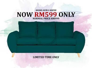 Sofa 3 Seater Model 037B