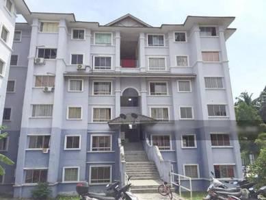 Melur Apartment, Puncak Alam, Tingkat 3, Freehold