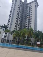 Tampoi mewah view luxurious aparment - full loan
