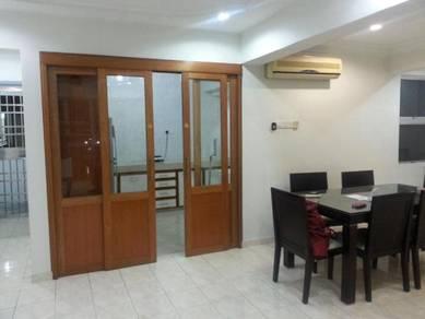 Sri Jati 1 Apartment Fully Furnished Unit For Rent , Old Klang Road