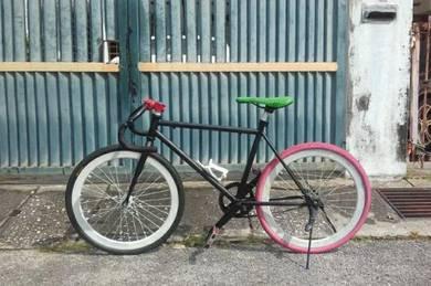 Fixie Full Bike