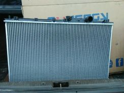 Radiator wira 1.6 double layer