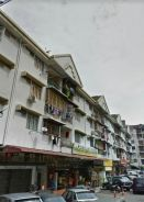 Shop apartment freehold tmn pusat kepong