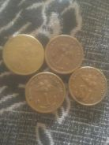 Duit syiling dan sulaman