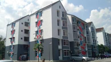 Teratai Apartment in Taman Putra Perdana, Puchong, Selangor