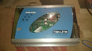 Power Amp 4 chenel 1600 wat