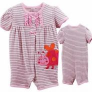 Baby jumper - short sleeves nb to 24 month bc-5269