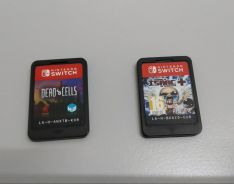 Nintendo Games Dead Cell & Binding of Isaac