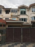 3-StoreyTaman Segar Jaya 1-(GATED&GUARDED,LARGE PORCH)