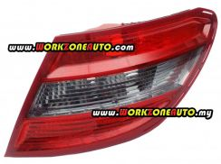 Mercedes Benz W204 2007 2011 C Class New Tail Lamp