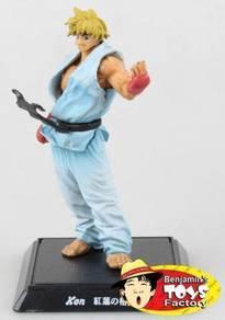 4 in 1 (full set) Street Fighter Toy Set
