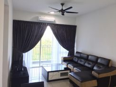Full Loan D'Rich Executive Suites, Nusa Duta Skudai Included Furniture