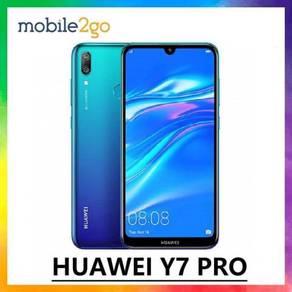 HUAWEI Y7 PRO [3GB RAM/32GB ROM] Ori Msia Set