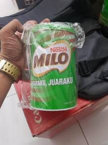 Milo 50th merdeka metal tin box