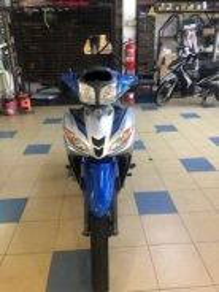 2014 Yamaha lagenda 115z FI