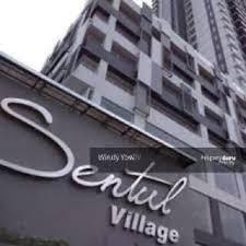Sentul village condominium - sentul