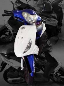 Scooter 2011 modenas passion 125 untuk dijual