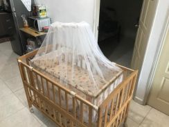 Baby Cot/ Buaian baby
