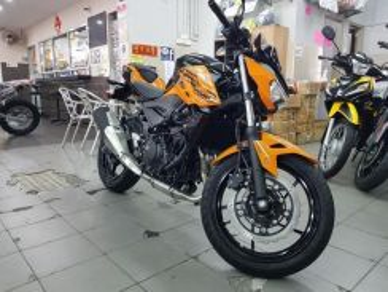 Kawasaki Z250 ABS Don't Miss It Zero Deposit Now