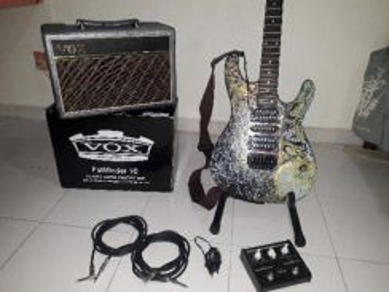 Gitar elektrikk
