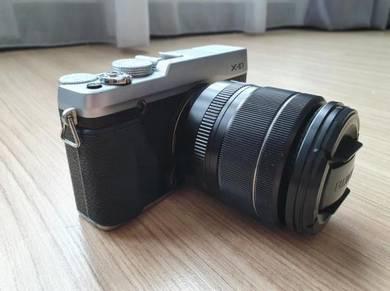 Fujifilm Camera with lens fujinon 18-55mm F2.8-4