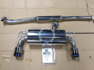 HKS Legamax Premium Exhaust ALL Mit. Evo X - CZ4A