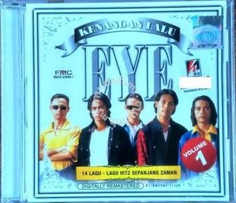 CD EYE Kenangan Lalu Vol.1 E.Y.E