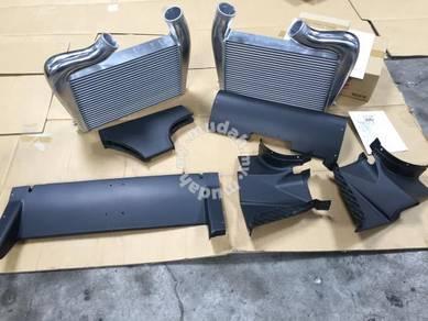 HKS R Type Intercooler-Carbon Guide Nissan R35 GTR