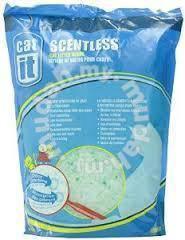 Scentless Cat Litter 3.62kg (8 lbs)