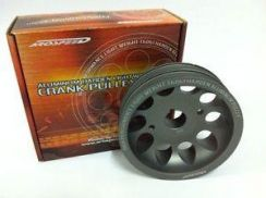 Toyota 4age 20v Arospeed Lighten Crank Pulley