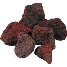 Aquarium lava stones for arowana