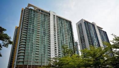 Z Residence Condo [From P/F To Fully] Near LRT Bukit OUG Bukit Jalil