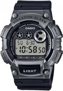 Casio Digital Sports Vibration Alarm W735H-1A