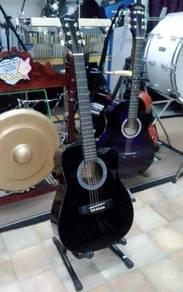 Akustik RCStromm (Gloss Black)