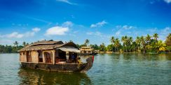 6D5N Honeymoon in Kerala, India