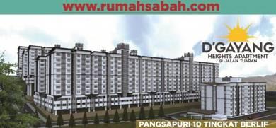 RUMAH BARU D'Gayang Heights