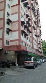 Pinang emas apartment batu ferringhi 3-rooms renovated