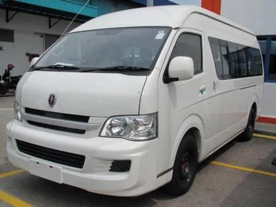 Era Jinbei H2L 2.5D 15 seaters van - Full loan