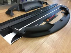BMW F10 M Performance Kit With M5 Diffuser Bodykit