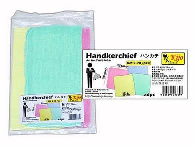 TWP3100-6 Kijo Handkerchief