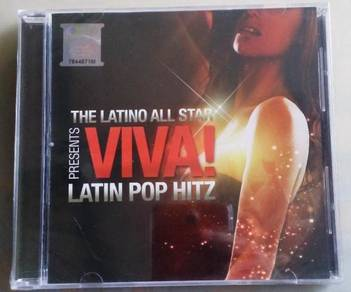 IMPORTED CD The Latino All Star Viva CD