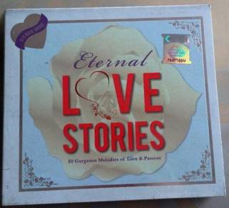 IMPORTED CD Eternal Love Stories 2CD