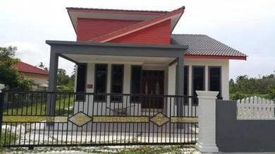 Rmh banglo CANTIK MODEN MEWAH Kg Padang Nenas,K.Trg