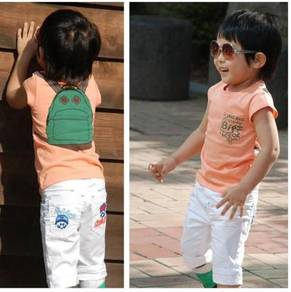 (WJ 0091) New Nissen Kids Tee Top